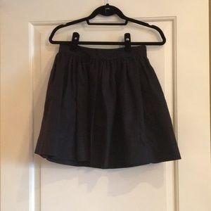 Worn 1x Kate Spade Cotton flare Mini Skirt